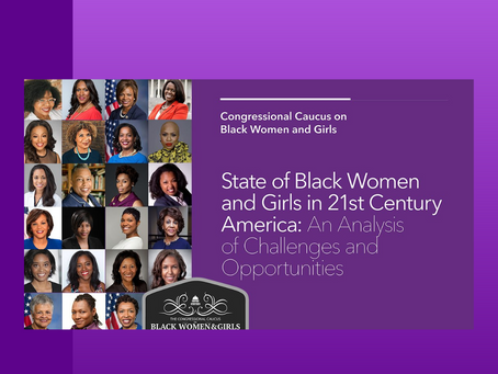 Report: State of Black Women and Girls in 21st Century America