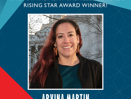 Cast Your Vote! The BGG Contributor Arvina Martin Is a Nominee for the EMILY's List Rising Star