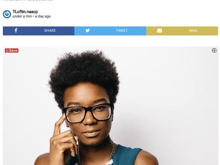 Contributor Tiffany Dena Loftin Talks the Importance of Millennial Voters