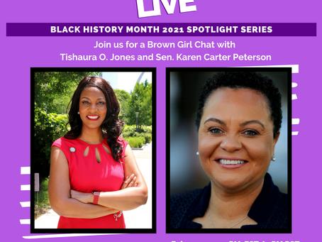 The BGG Live: Black History Month Spotlight Series