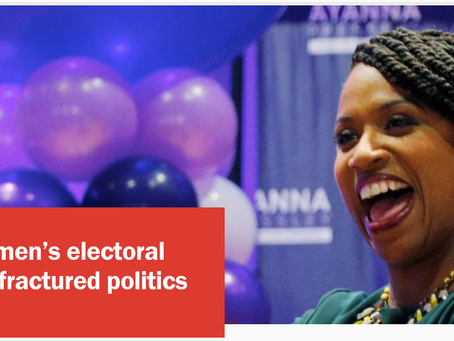 Report from Higher Heights for America: Analysis of Black Women's Electoral Strength in an Era of Fr