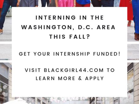 Apply for the Black Girl 44 Scholarship