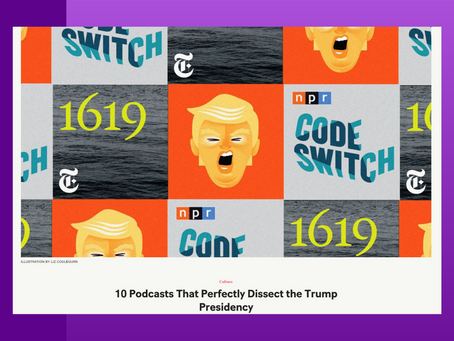 Teen Vogue - 10 Podcasts That Perfectly Dissect the Trump Presidency