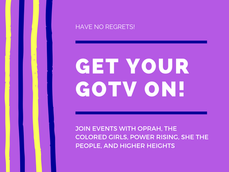 Get Your GOTV On!