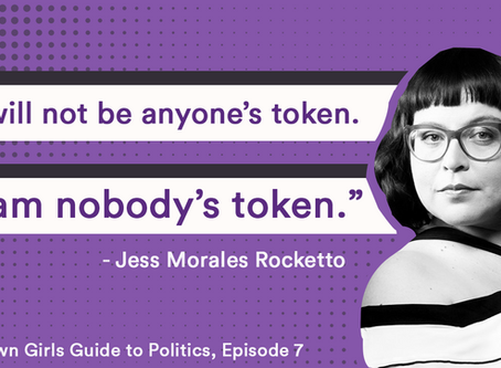 "The BGG Podcast Episode 7 with Jess Morales Rocketto: ""I'm Nobody's Token."""