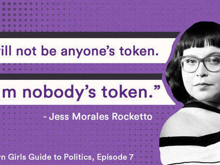 """The BGG Podcast Episode 7 with Jess Morales Rocketto: """"I'm Nobody's Token."""""""
