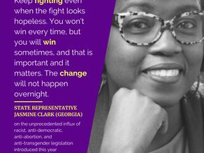 BGG x SiX Brown Girl Spotlight: State Representative Jasmine Clark of Georgia