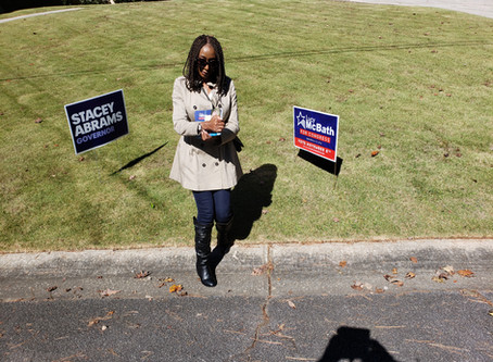 Amplifying the Voices of Brown Girls in Politics by A'shanti F. Gholar for Ms. Magazine