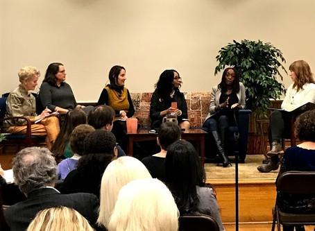 International Women's Day 2019: Pantsuit Politics Podcast featuring The BGG Founder A'shanti