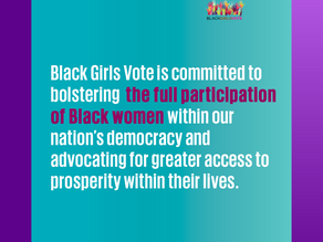 Guest Post: As We Fight For Voting Rights, We Must Also Fight For Black Women's Civic Health