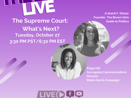 The BGG Live: Paige Hill, Surrogates Communications Director, of the Biden-Harris Campaign
