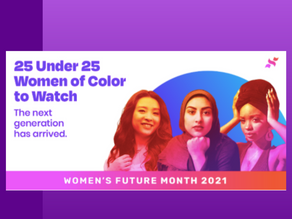She the People's list of 25 Under 25: Women of Color to Watch