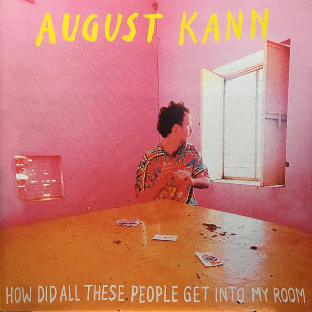 AUGUST KANN — How Did All These People G