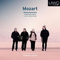 ENGEGZRDKVARTETTEN-MozartStringQuartetsD