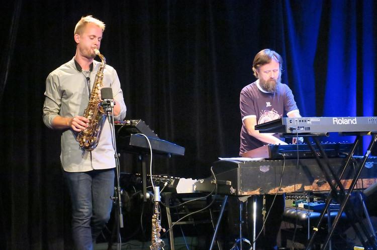 Knut Værnes Group 14.08.2018