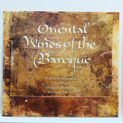 Oriental Winds Of The Baroque
