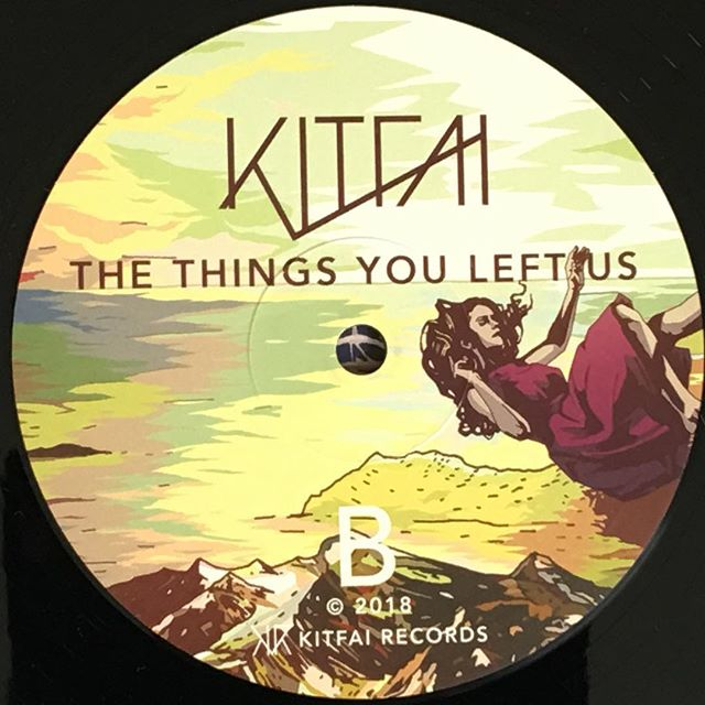 KITFAI — The Things You Left Us