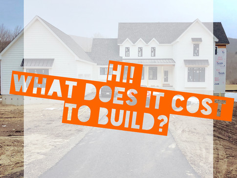 What does it cost to build?