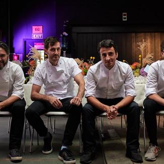 Stefano Ciabarri and his Team