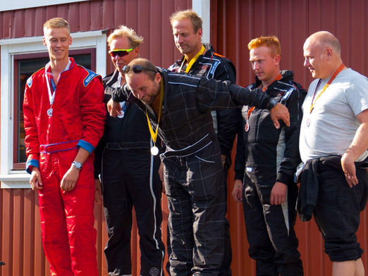 Race 2: ADAX Grand Prix - Arendal