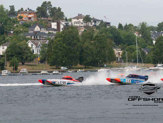 Totalseier og Norgesmestere - Sandefjord Grand Prix