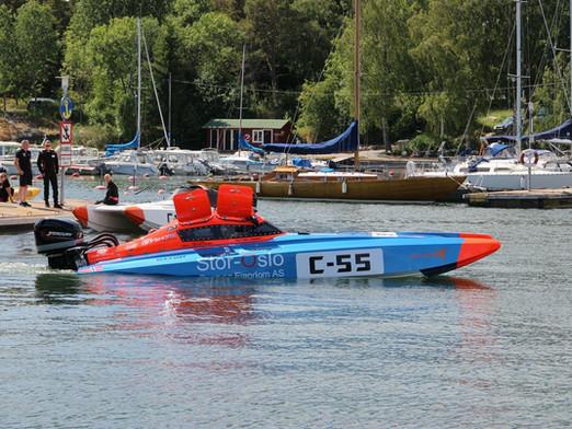 3.plass - Gräddö Marina Offshore Race