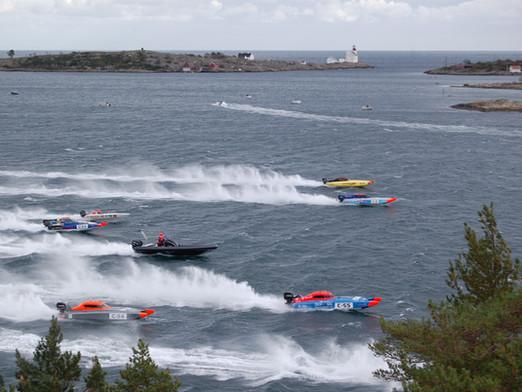 Norgescup vinnere i Høstregattaen - Lyngør