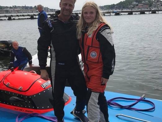 Seier i første del av NM - Sandefjord Grand Prix