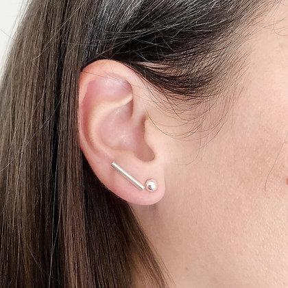 Arol - Sterling Silver Star Earrings