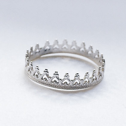 8pm jewellery versailles sterling silver crow ring