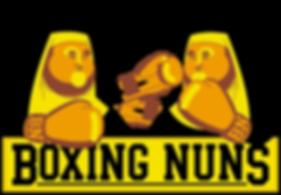 Boxing Nuns - Logo