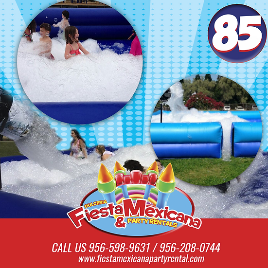 led foam pit 85 Please call for price