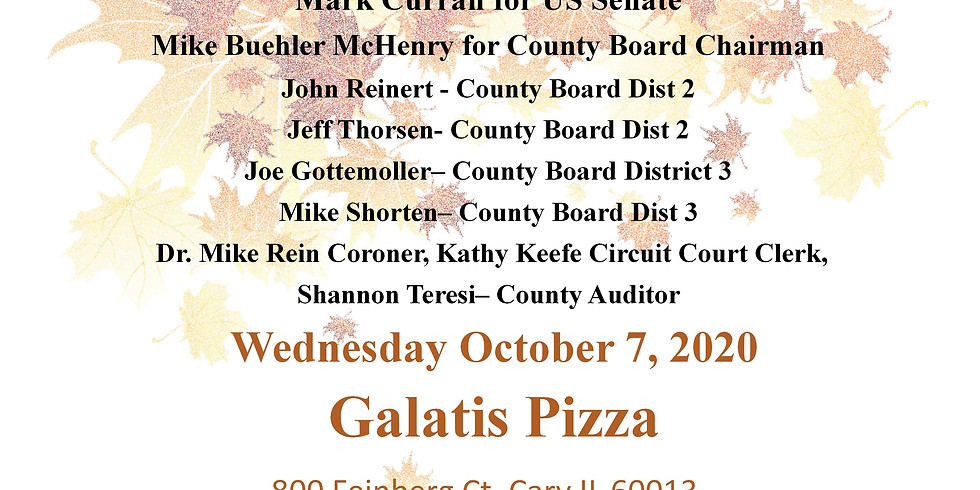 Cary Meet and Greet the Candidates