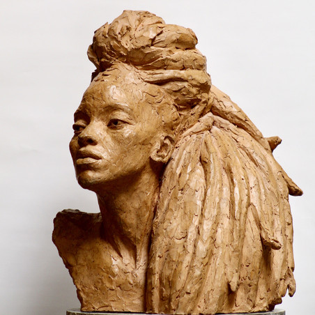 Jamaican Sculptor Extraordinaire