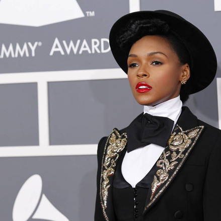 Inspiration from Janelle Monae