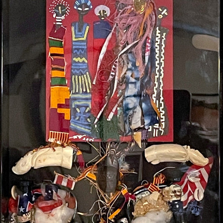 Harlem Fine Arts Show - Virtual Booth