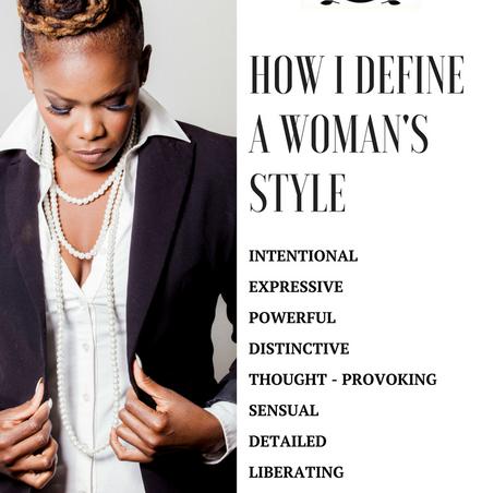 Define Style!