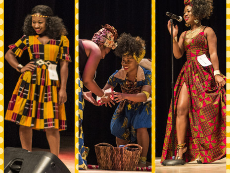 Miss African Roots USA Cultural Pageant