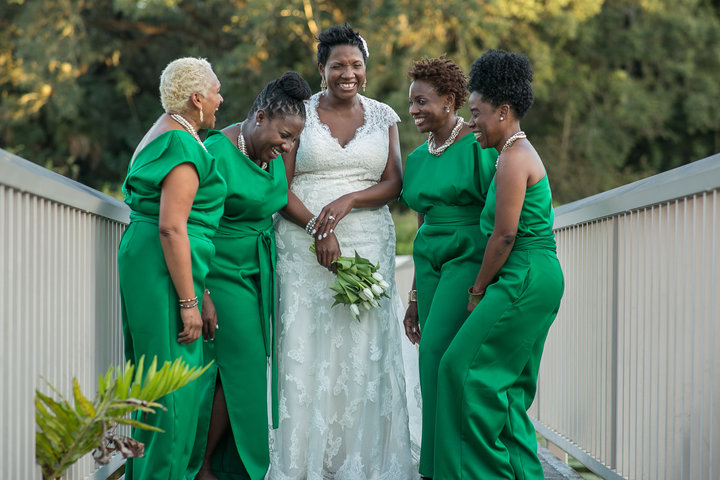Long Key Nature Park Bridesmaids