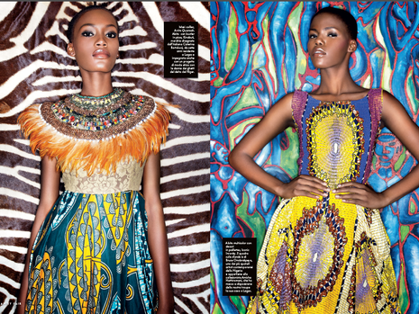 African Designers Making Waves: Tiffany Amber