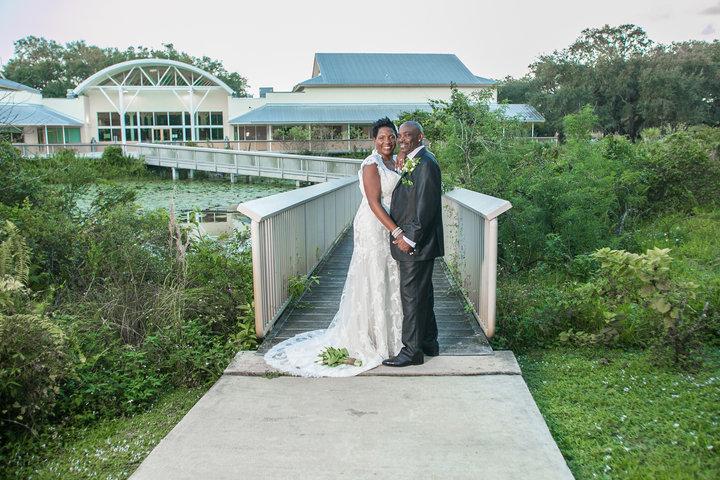 Weddings at Long Key Nature Center