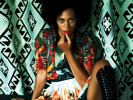Inspiration From Solange