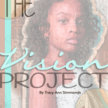 The Vision Project - A Coloring & Activity Book for Girls & Women of Color