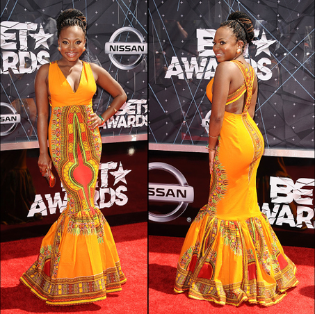 African Inspired & Red Carpet Ready
