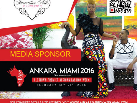 Florida's Premier African Fashion Week!