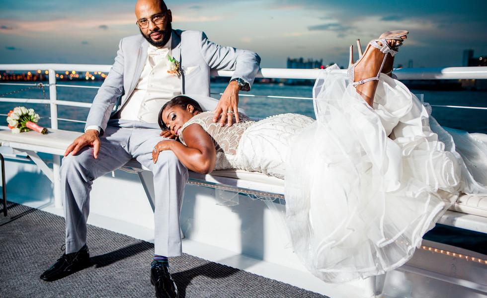 Yacht Wedding