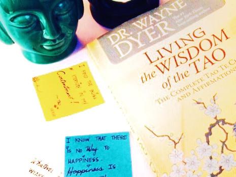 Lavish Library: Living The Wisdom Of The Tao