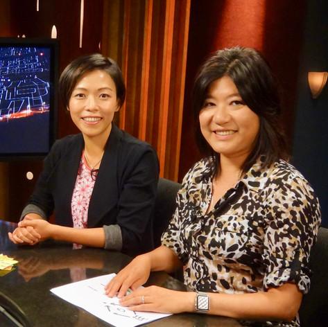 KTSF TV Interview