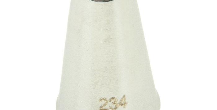 Насадка модели: № 234 травкаразмер 3,8х2,5 см, 8 отверстий