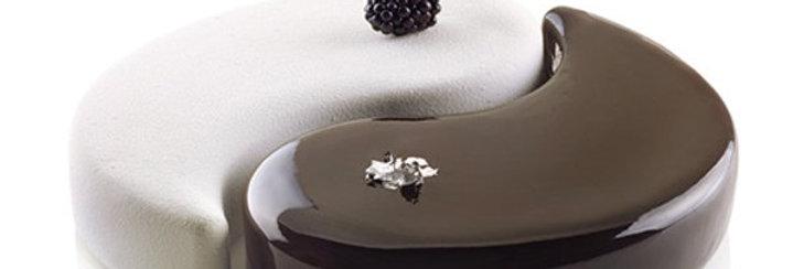 силиконовая форма для торта Капля